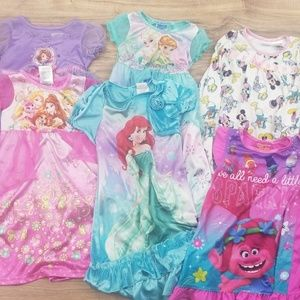 Size 2T nightgown Lot.